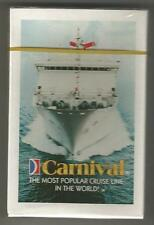 CARNIVAL CRUISE LINE ...ms CELEBRATION....CRUISE SHIP....Playing Cards.. sealed