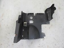 EB348 2012 12 CANAM COMMANDER 1000 XT LH LEFT FRONT FLOOR FIRE WALL COVER