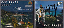 CD SINGLE  -    RAS BUMBA - NANCY       ( 70 )