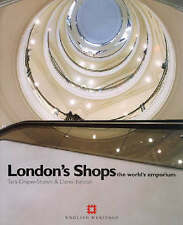 London Shops: The Worlds Emporium,VERYGOOD Book