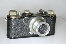 Leica I black mit versenkbaren 3,5/50 Elmar #o 67221 zeiten laufen