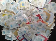 500 GB Post and & Go Machin Labels 1st and 2nd Class Only used on paper Stamps