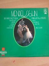 "MENDELSSOHN-MIDSUMMER NIGHTS DREAM 12"" VINYL LP"