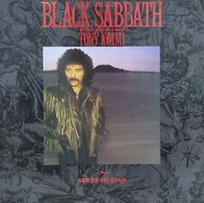 BLACK SABBATH Seventh Star 1986 UK  vinyl LP EXCELLENT CONDITION TONY IOMMI