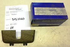 Volvo S80 '99-'06 Verkleidung Blende Telefon Mittelkonsole Konsole 9192260 NEU