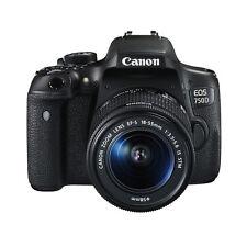 Canon EOS 750d-Nero (Kit con 18-55mm IS STM Obiettivo) dal negozio Canon n. 1