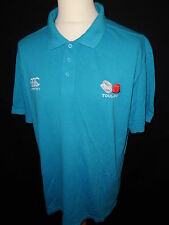 Polo de rugby collector Toulon Canterbury Bleu Taille XXL