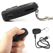 Mini Car Keyring Wireless Hidden Spy Camera Camcorder DVR Video Recorder Mirable