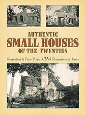 Dover Books on Architecture: Authentic Small Houses of the Twenties :...