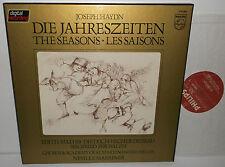 6769 068 Haydn Die Jahreszeiten The Seasons ASMF Neville Marriner 3LP Box Set