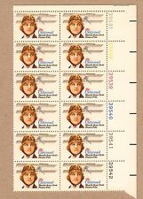 {BJ Stamps}  C99  Blanche Stuart Scott,Pilot.  40c  Plate Blocks  MNH  In 1980