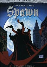 Todd McFarlane's Spawn: The Animated Collection [4 Discs] (2013, DVD NEUF)