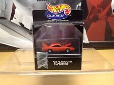 Hot Wheels Collectibles Limited Edition Orange '70 Plymouth Superbird