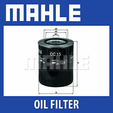 Mahle Oil Filter OC15 - Fits Fiat - Genuine Part