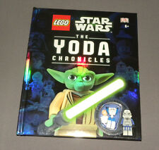 DK LEGO Star Wars The Yoda Chronicles Book w Special Forces Commander Minifigure