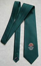 NEW GRAND NATIONAL JOHN SMITH'S TIE VINTAGE DARK GREEN 2007 ORIGINAL PACKAGING