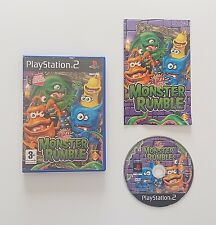 Game / Juego Buzz! Junior Monster Rumble Sony Playstation 2 (Ing) (PS2)