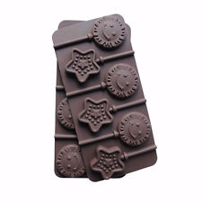 Silicone Cake Candy Baking Molds DIY Soap Mould Chocolate Candy Form