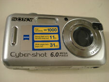 Very Nice Sony CyberShot DSC-S600 6MP Digital Camera