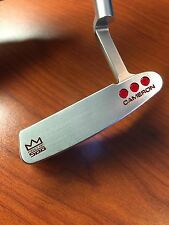 Scotty Cameron Studio Select Newport 1/500 putter w/ 1/500 cover