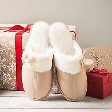 AVON Valerie Slippers Size 5-6 New in Pack Ideal Gift (7)