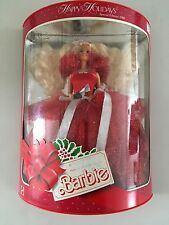 BARBIE HAPPY HOLIDAYS FIRST EDITION 1988 NRFB