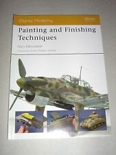 Osprey Modelling: Painting and Finishing Techniques 45 by Gary Edmundson and...