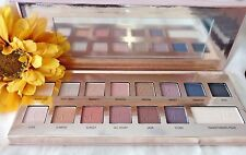 New IT Cosmetics Naturally Pretty Lux Matte TRANSFORMING EYESHADOW Palette NOBOX