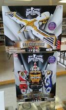 Bandi Mighty Morphin Power Rangers Movie Legacy Ninja Megazord & Falconzord NEW