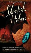 SHELOCK HOLMES ~ 2 ILLUSTRATED MYSTERIES with POP-UP's! ~ BOHEMIA & CARBUNCLE