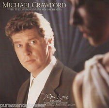 MICHAEL CRAWFORD with LONDON SYMPHONY ORCHESTRA - With Love (UK 12 Tk CD Album)