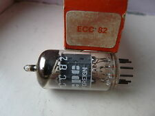 ECC82 CPC LADDER PLATE DOUBLE SUTURE JAPAN  NEW OLD STOCK VALVE TUBE JY13