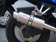 Suzuki Bandit 600 95-06 Satin Stainless GP PRO RACE MTC Exhaust