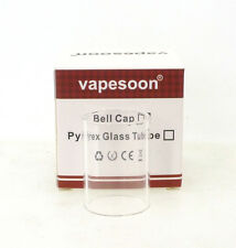 Replacement Glass Tube Cap For Griffin 25 RTA Tank 25mm Diameter