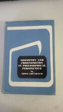 Geometry and Chronometry in Philosophical Perspective Hardcover – 1968 by Adolf