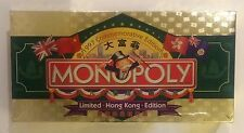 Monopoly 1997 Hong Kong Commemorative Limited Edition Parker Bros.