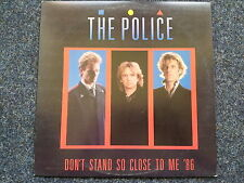 The Police - Don't stand so close to me 12'' US Vinyl Maxi PROMO