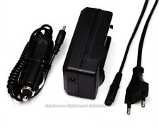EU Plug BATTERY CAR CHARGER F CANON NB-2LH BP-2L12 BP-2L14 BP-2L13 BP-2L5 CB-2LW