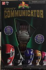 New Mighty Morphin Power Rangers Legacy Communicator Cheapest Price Worldwide