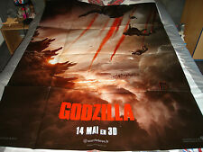 AFFICHE   S-FICTION / JOHNSON / GODZILLA / PREVENTIVE