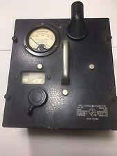 GENERAL CAMBRIDGE RADIO 724B PRECISION WAVEMETER