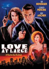 LOVE AT LARGE - DVD - Region 1 - Sealed