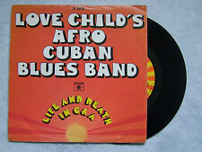 "LOVE CHILD'S AFROCUB B B""LIFE AND DEATH IN G&A/BANG-DISCO 45 G. ROULETTE 1975"""