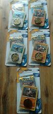 X5 Pokemon Sun & Moon Booster Pack Card Game & A Code TCG Online Bundle,