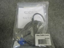 New CODI Security Laptop Key Cable Lock A02001