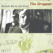 The Dropper by Medeski, Martin & Wood (CD, Oct-2000, Blue Note (Label))