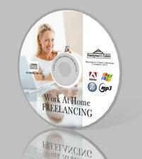Work At Home Freelancing Complete CD Pack - Video Courses, Expert Guides &More!
