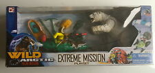 CHAP MEI 330005 EXTREME MISSION PLAYSET WILD ARCTIC ICE QUEST  IN ORIGINAL BOX
