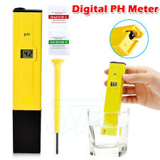 Digital PH Meter Tester Pool Water Spa Aquarium Measure Pen PH Level Test Kit