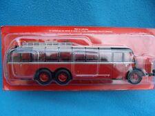n° 4  MERCEDES O 10000   Autobus et Autocar du Monde  année 1938 1/43 New in box
